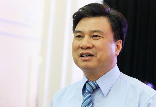 Thứ trưởng Giáo dục và Đào tạo Nguyễn Hữu Độ. Ảnh: Dương Tâm