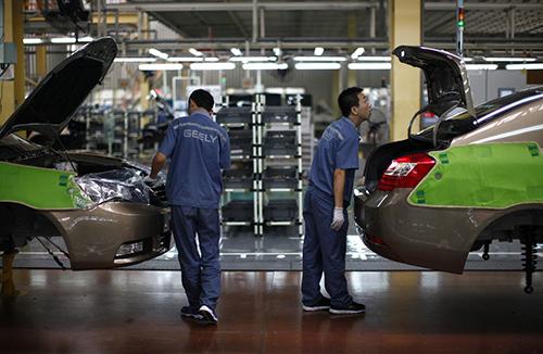Thị trường xe - Cuộc đua 'World Cup' của ngành sản xuất ô tô