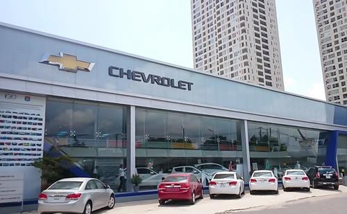 Các hoạt động bán hàng, dịch vụ xe Chevrolet tới đây sẽ do VinFast thực hiện.
