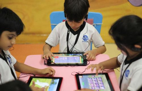 Giáo dục thay đổi diện mạo nhờ tác động công nghệ