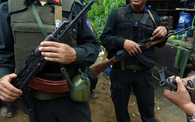 An ninh tại thung lũng ma túy bị kiểm soát thế nào?