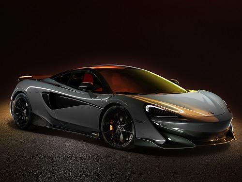 McLaren 600LT, siêu xe mới nhất của hãng xe Anh Quốc.