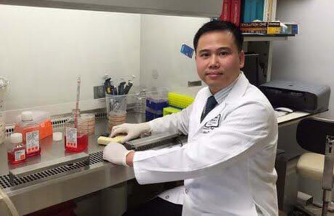 Tiến sĩ Phan Minh Liêm.