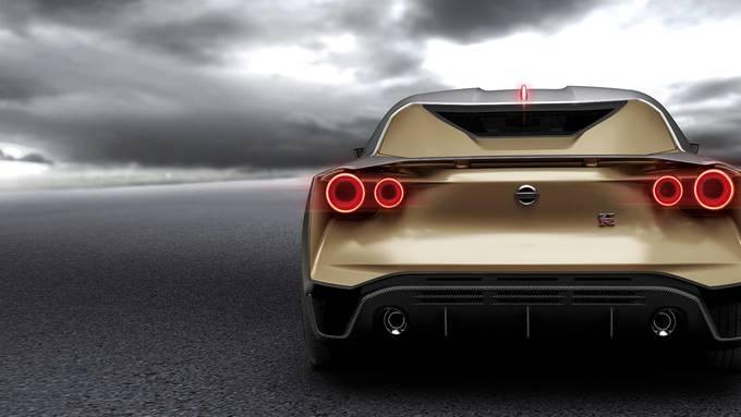 Nissan GT-R50 - siêu phẩm kết hợp Nhật - Italy