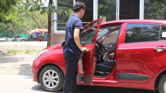 Những mẹo chống nóng cho ôtô ngày nắng gắt