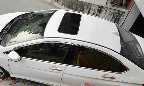 Đánh giá xe - Cửa sổ trời ôtô - nghịch cảnh trong chán, ngoài thèm ở Việt Nam