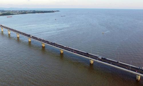 Hải Phòng đề xuất chi 7.000 tỷ xây cầu vượt biển thứ 2