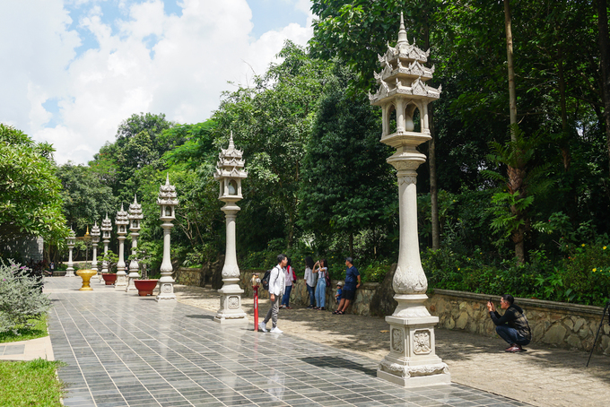 Ngôi chùa hơn 50 năm không bao giờ thắp nhang ở Sài Gòn