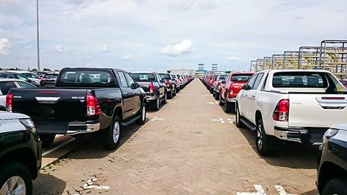 Nửa cuối năm 2018, nhiều dòng xe nhập khẩu mới sẽ được đưa về.