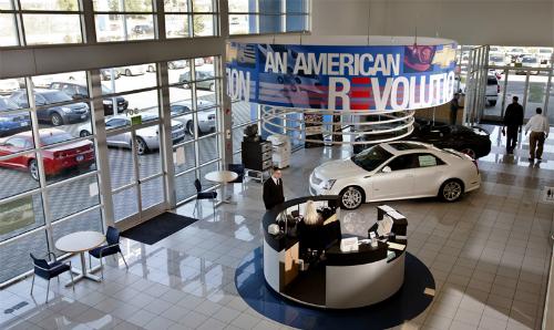 Xu hướng chuyển sang dòng SUV và bán tải của người Mỹ thể hiện rõ qua doanh số 5 tháng đầu năm.