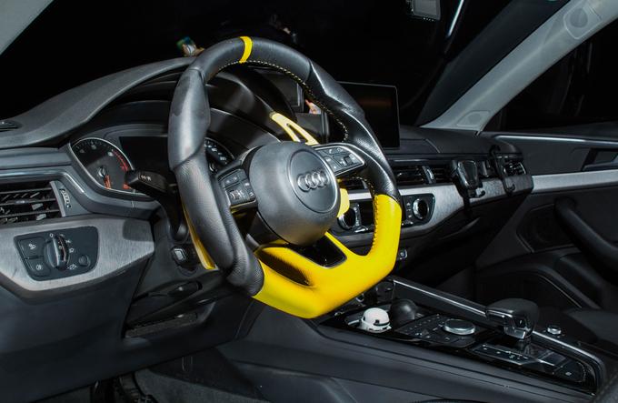 Dân chơi Nha Trang lên dáng thể thao cho Audi A4
