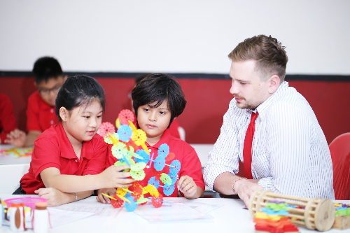 Thêm địa chỉ Toán tư duy cho trẻ tại TP HCM