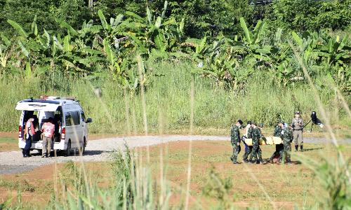 Đội bóng nhí Thái Lan dễ bất tỉnh khi được cứu thoát khỏi hang