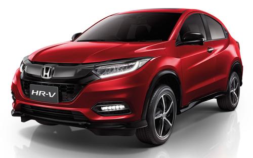 Honda HR-V sẽ bán ra tại Việt Nam từ quý 4.
