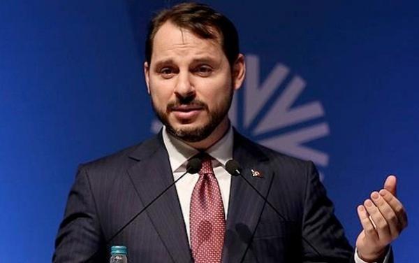 Berat Albayrak, con rể tổng thống Thổ Nhĩ Kỳ. Ảnh: