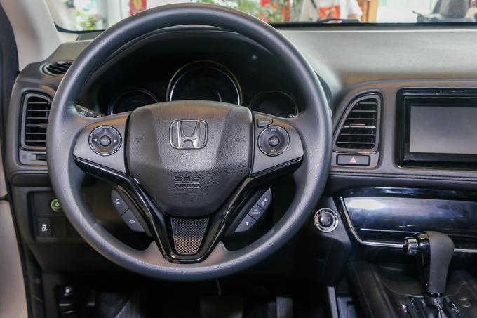 Honda HR-V về đại lý, báo giá rẻ nhất 800 triệu