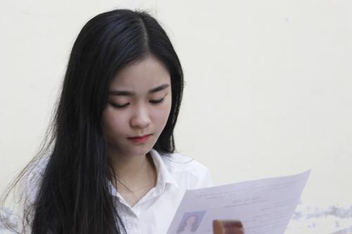 Hàng loạt tỉnh thành công bố điểm thi THPT quốc gia