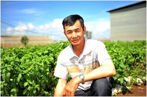 Trở thành nông dân tỷ phú nhờ liên kết với doanh nghiệp
