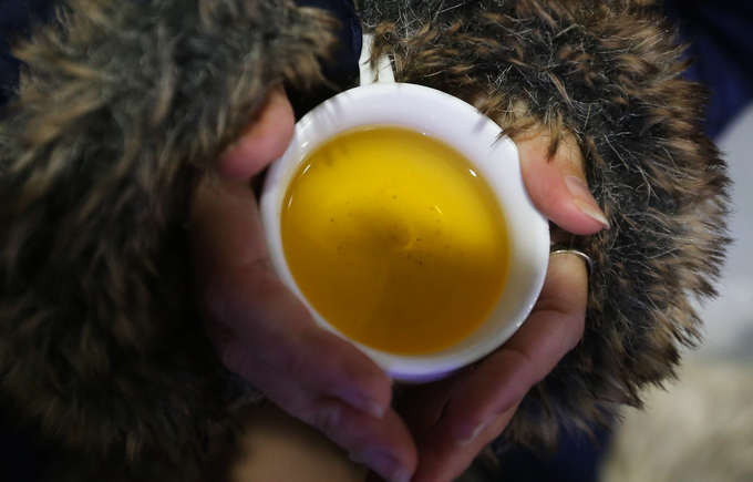 Quán cà phê lạnh nhất Việt Nam nườm nượp khách