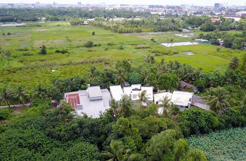 Bán đảo Thanh Đa bị quy hoạch treo đến nay đã 26 năm. Ảnh: Quỳnh Trần