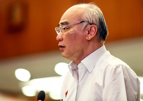 Đại biểu Phan Nguyễn Như Khuê. Ảnh: Thành Nguyễn