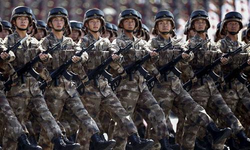 Quân đội Trung Quốc lần đầu tuyển nhân viên dân sự sau cải tổ - ảnh 1