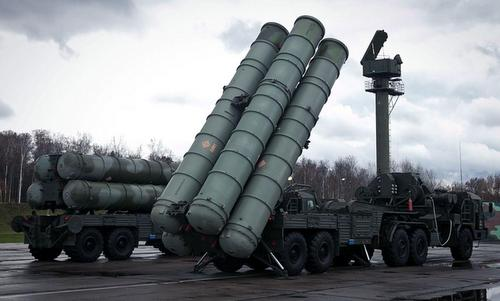 Syria chưa yêu cầu Nga cung cấp tên lửa S-300 - ảnh 1