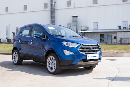 Ford EcoSport 2018 sẽ có thêm đối thủ cạnh tranh thời gian tới.