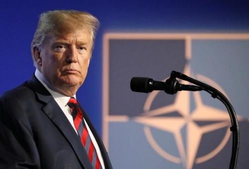 Trump ép các đồng minh NATO tăng chi tiêu quốc phòng - ảnh 1