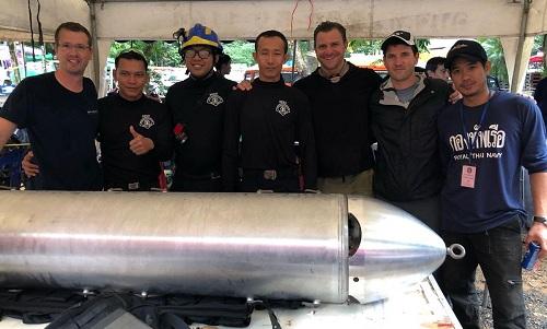 Hải quân Thái có thể sử dụng tàu ngầm của Elon Musk - ảnh 1