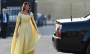 Melania Trump được ví như công chúa khi diện váy 7.000 USD