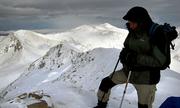 Vì sao không hét to khi đến đỉnh núi bao phủ tuyết?