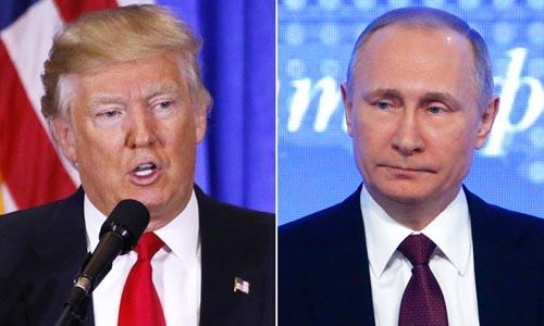 Nhà Trắng khẳng định hội nghị Trump - Putin vẫn diễn ra - ảnh 1