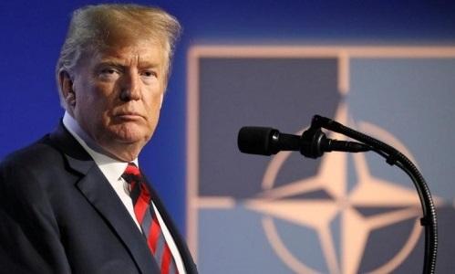 Trump chào bán vũ khí sau khi ép NATO tăng ngân sách quốc phòng - ảnh 1