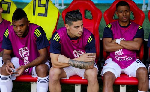 Ghế phong cách xe thể thao dành cho các cầu thủ dự bị tại World Cup 2018. Ảnh: Jolopnik.