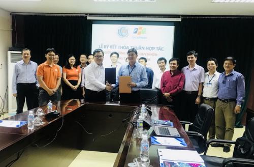 FPT Software ký kết hợp tác với ĐH Quy Nhơn.