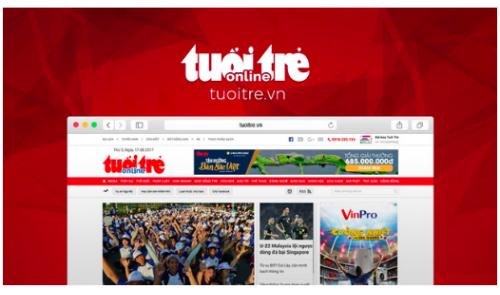Vì sao Báo Tuổi Trẻ Online bị đình bản ba tháng
