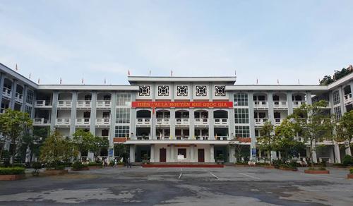 Hầu hết thí sinh có điểm cao bất thường là học sinh trường THPT chuyên Hà Giang. Ảnh: Quỳnh Trang