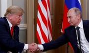 Cuộc đấu giữa Trump và Putin qua ngôn ngữ cơ thể