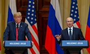 Cuộc hỏi đáp căng thẳng giữa Trump - Putin với phóng viên ở Phần Lan