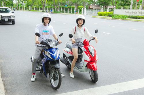 Chọn lựa xe máy cho học sinh, sinh viên là điều nhiều phụ huynh quan tâm.