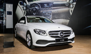 Mercedes Fascination 2018 - trien lam xe sang thoi han che nhap khau