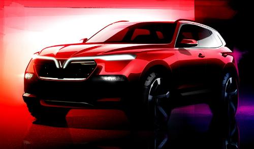 VinFast sẽ ra mắt hai mẫu xe ở triển lãm ôtô Paris 2018 - 1