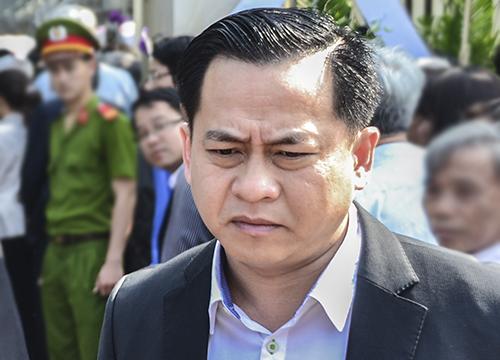 Ông Phan Văn Anh Vũ.Ảnh: Ngọc Trường, chụp tháng 2/2015.