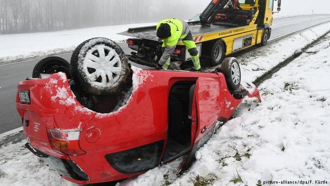 10 thực tế chứng minh lái xe trên Autobahn 'không như là mơ'