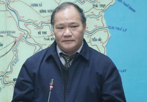 Thứ trưởng Nông nghiệp và Phát triển nông thôn Hoàng Văn Thắng. Ảnh: Võ Hải.