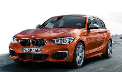 BMW M140i sử dụng động cơ 6 xi-lanh thẳng hàng công suất 335 mã lực
