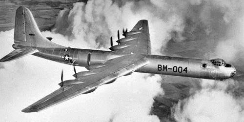 Oanh tạc cơ B-36 của Trung Quốc. Ảnh: Perfect Flight.