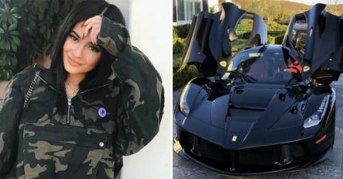 Quà tặng toàn siêu xe, xe siêu sang của chị em nhà Kardashian