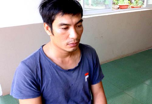 Vũ Thế Hậu. Ảnh: Quang Bình